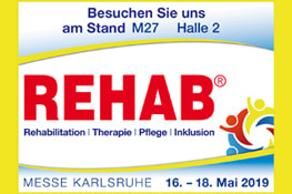 Ankündigung REHAB - date up health care