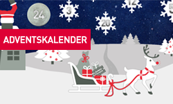 Online Adventskalender 2017 von date up training